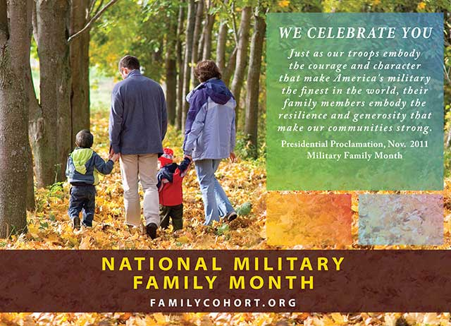 Picture of Military Family 2012
